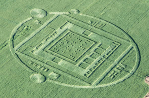 Crop circle 2013-12-30-Chualar farm,USA